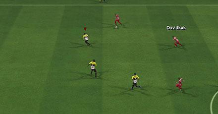 Как защищаться от кроссов в FIFA 15 рисунок 2