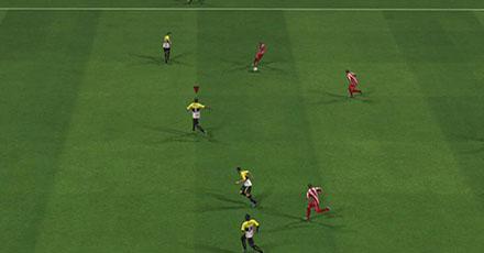 Как защищаться от кроссов в FIFA 15 рисунок 3