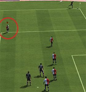 Как защищаться во время угловых в FIFA 15