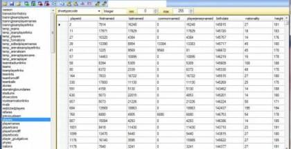 DataBase Master 15