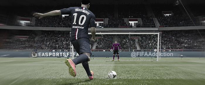 FIFA 15 пенальти: как реализовать на 90%?