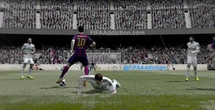Обучение: Как правильно атаковать в FIFA 15