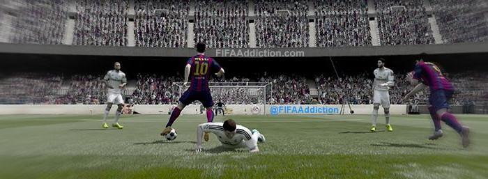 FIFA 15 дриблинг: как правильно атаковать?