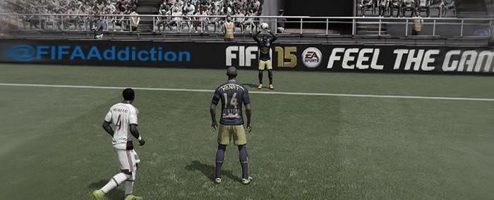 Обучение: FIFA 16 ауты — как правильно делать