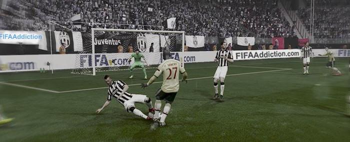 FIFA 15 защита: как правильно отбирать мяч?