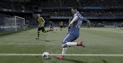 Кроссы (прострелы) в FIFA 15