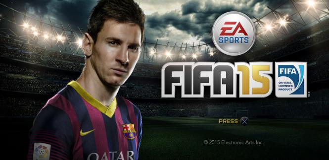 Последнее обновления FIFA 15 для всех платформ