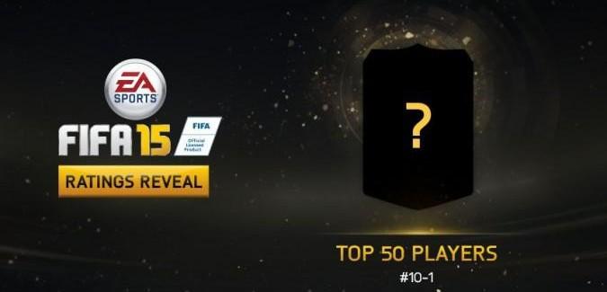 ТОП-5 футболистов в FIFA 15 по рейтингу
