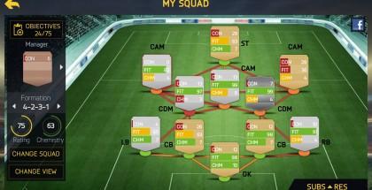 Схемы в FIFA-15