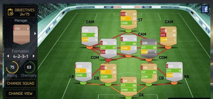 FIFA 15 схемы: как правильно выбрать?