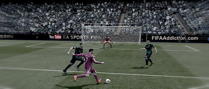 FIFA 15 удары: как правильно бить с игры?