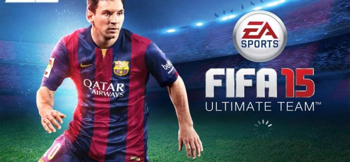 FIFA 15 Ultimate Team Edition v1.4.0.0 Лицензия