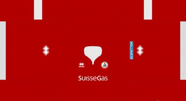 Все формы команд Seria-B для FIFA 15