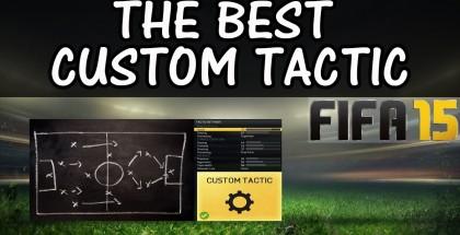 Тактики в FIFA 15