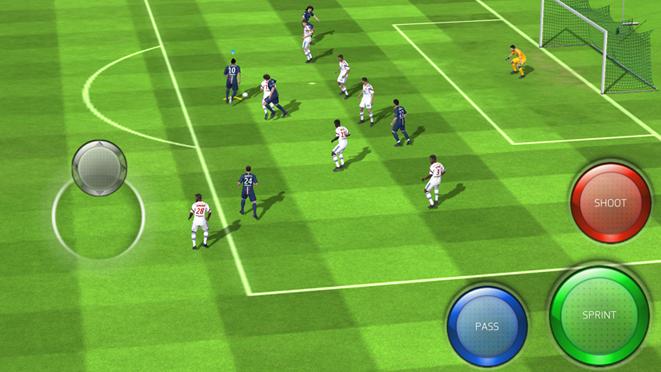 FIFA Mobile 16 - скриншот 1