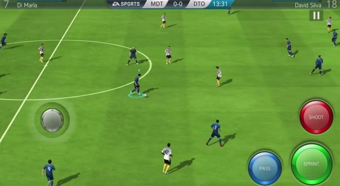 FIFA Mobile 16 - скриншот 2