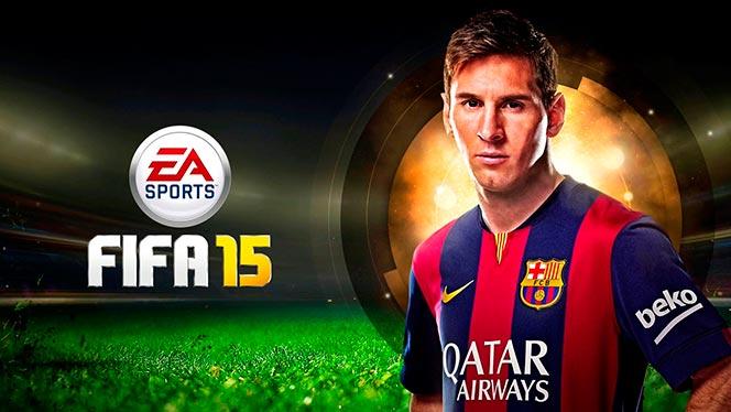 О FIFA 15
