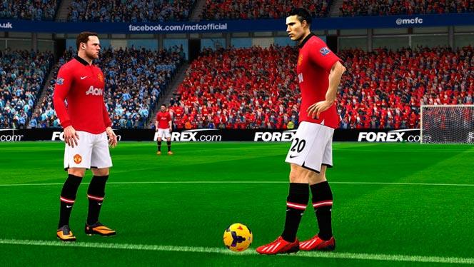 Реалистичная графика в FIFA 15
