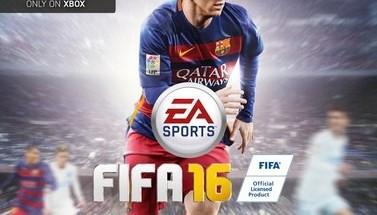 Обложка FIFA 16