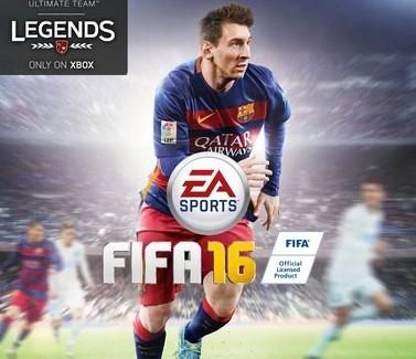 EA Sports презентовала официальную обложку FIFA 16