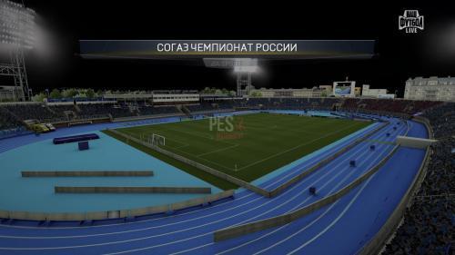 Новые стадионы FIFA 15