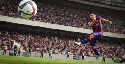 Фантастические моменты в FIFA 16