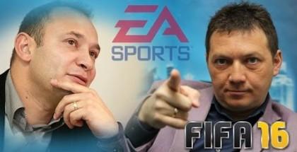 Генич рассказывает об озучке FIFA 16