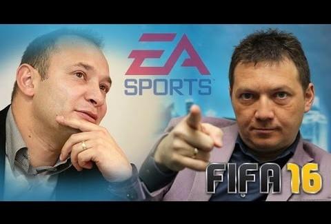 Константин Генич рассказывает об озвучке FIFA 16