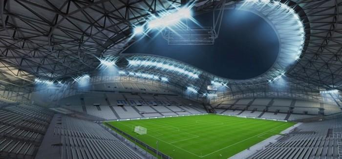 Объявлен полный список лицензированных стадионов в FIFA 16