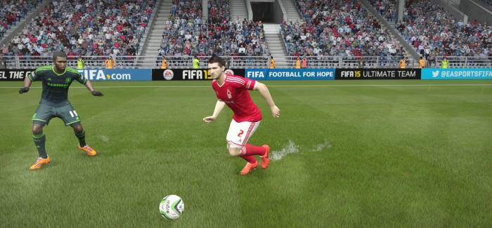 FIFA 15 дождь и снег: как играть в непогоду?