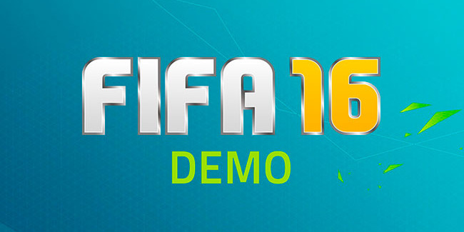 Demo версия FIFA 16 официально выйдет 9 сентября