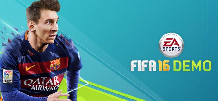 FIFA 16 Demo доступна для скачивания