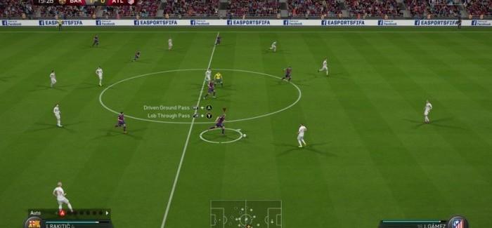 FIFA 16: подсказки и как их убрать?
