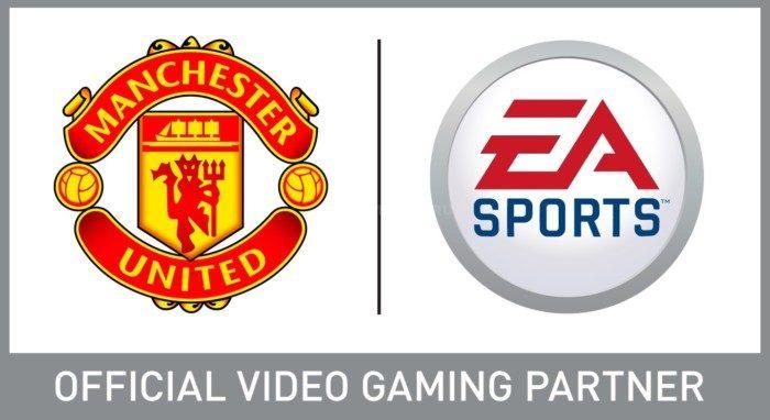 Эксклюзивное соглашению МЮ с EA Sports