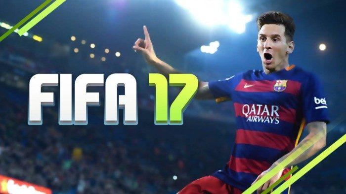 EA Sports в шоке, FIFA 17 лучшая по продажам