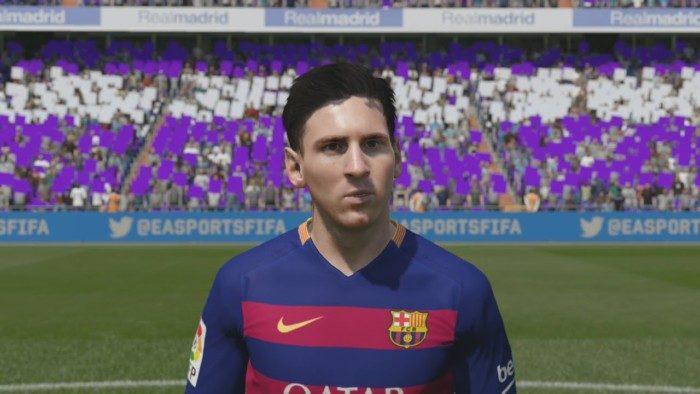 Месси в шоке, а Роналду лучший игрок FIFA 17