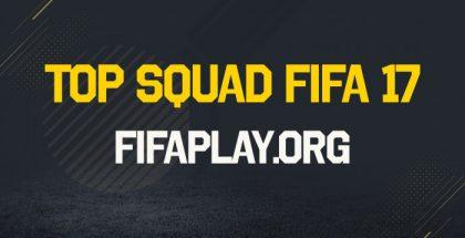 TOP Squad FIFA 17