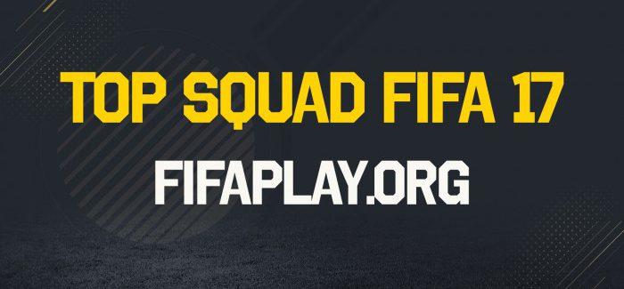 FIFA 17 Лучший состав за 10.000 монет! | FIFAplay